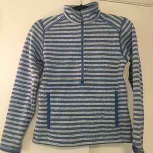 Patagonia striped better sweater